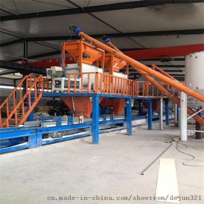 一体化FS建筑免拆模板生产线一次成型技术成熟768238065