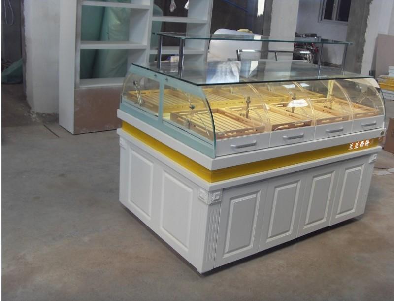蛋糕 西点 面包柜台1