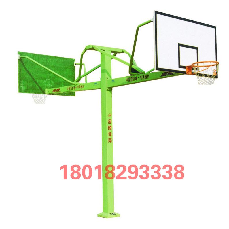 金陵 电动液压篮球架 ylj-3b图片