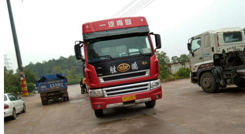 青浦上海到无锡货运纸包报价搬家专线搬厂迁设备装箱图片