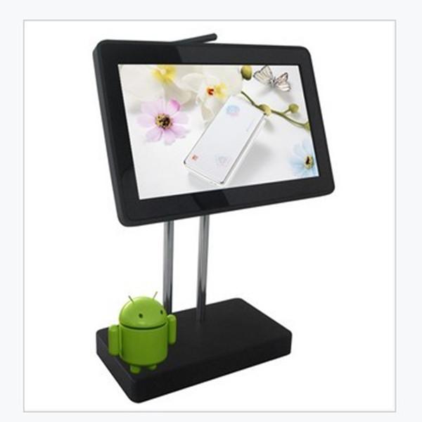 10寸桌面安卓广告机