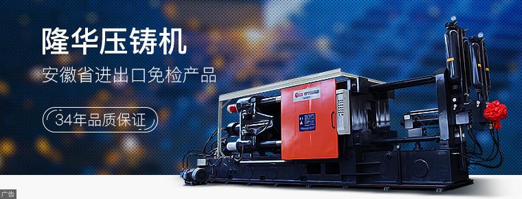 蚌埠隆华压铸机有限公司
