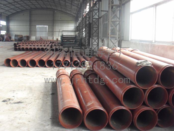 -2004导管材质标准:无缝管板材   导管接头铸钢件:   规格型号有:(
