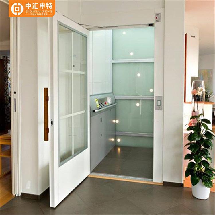 家用电梯小型家用别墅别墅小电梯电梯昌平北京盗窃图片