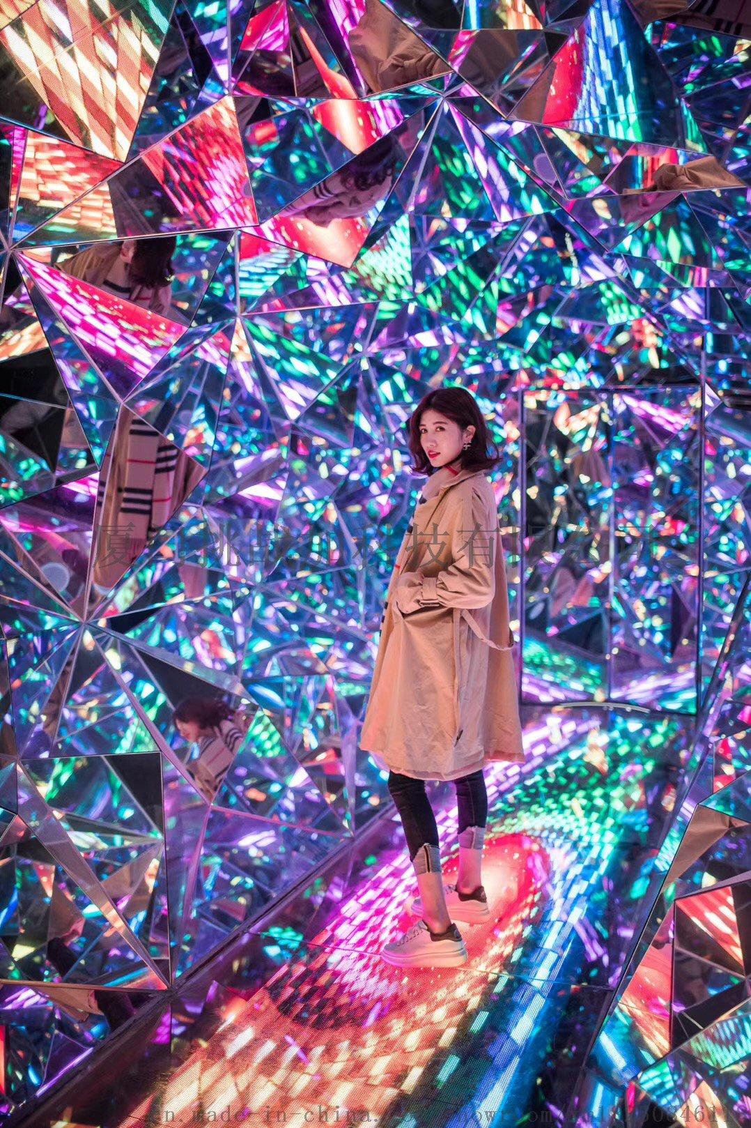 最美光影视觉盛宴钻石隧道,一条通往钻石人生的道路