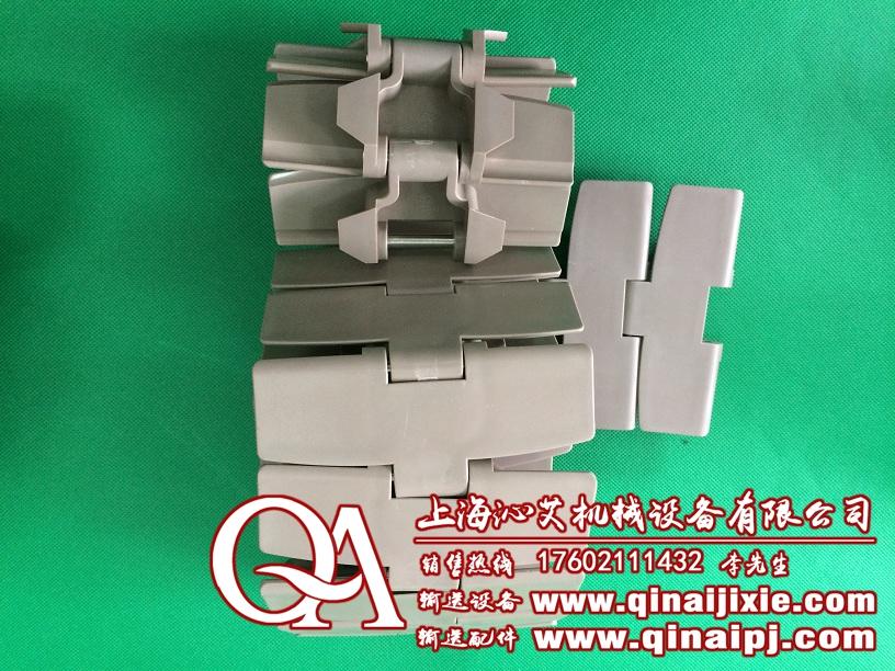 料链板/转弯链板/侧弯链板/上海沁艾机械设备有uniscope优思w2013图片