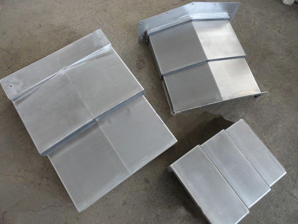 供应2500型钢板防护罩图片