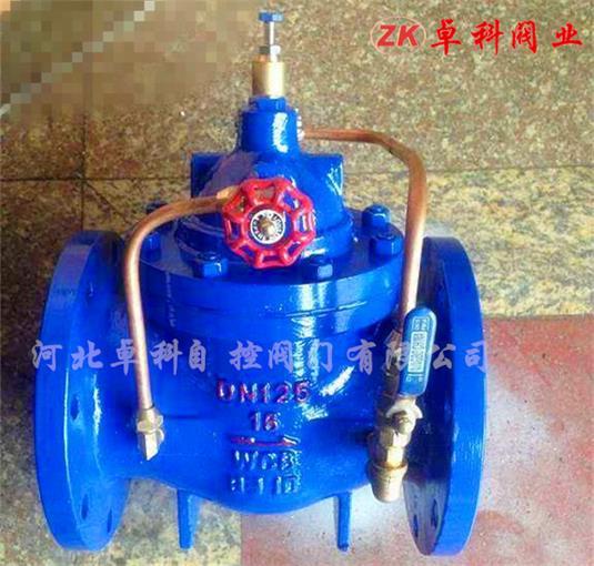 > 上海厂家生产200x型国标减压阀水力稳压减压阀 价格    工作原理图片