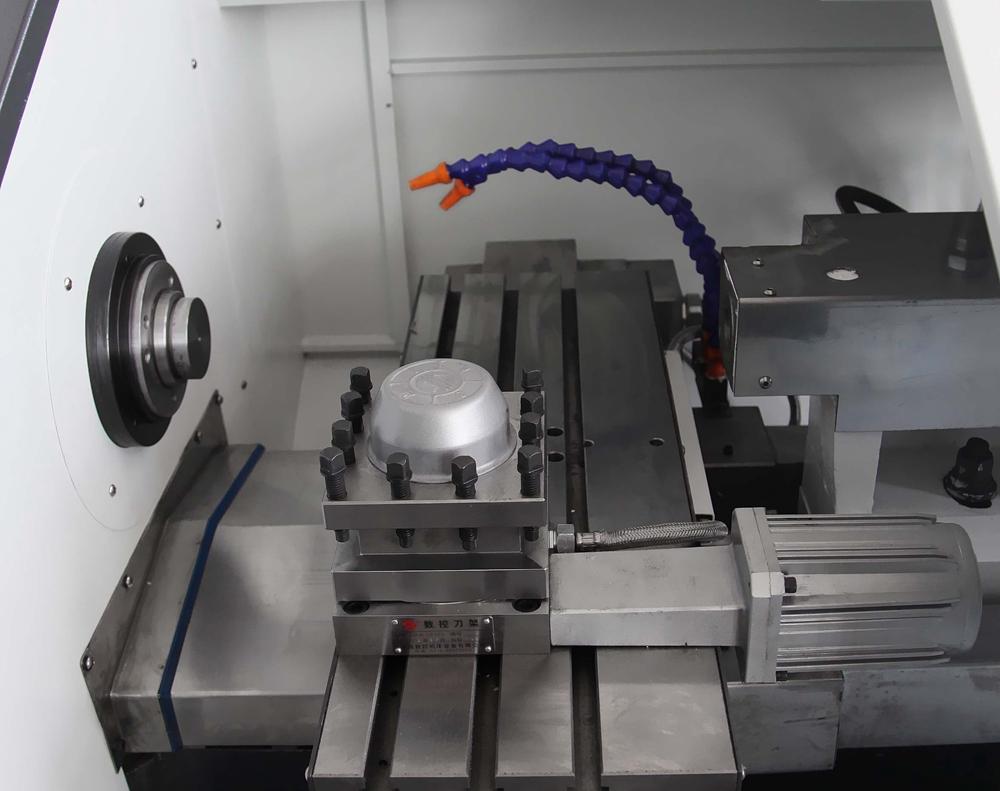 高精数控车床 数控机床 MCK40 400 A电主轴线轨数控车床
