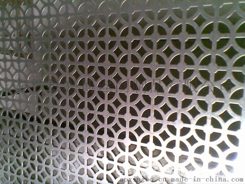 推荐安平兴博装饰用花纹图案金属冲孔板45104702