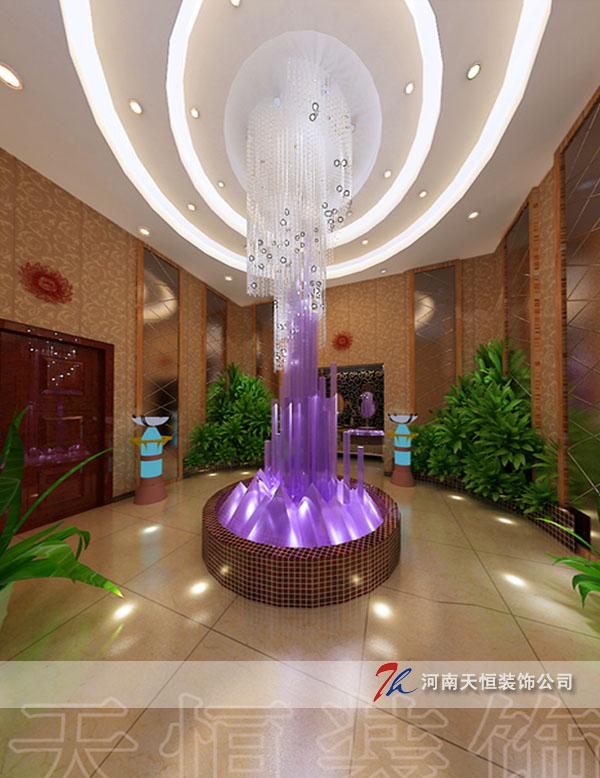 郑州美容院装修公司 郑州专业高端美容院装修设计图片