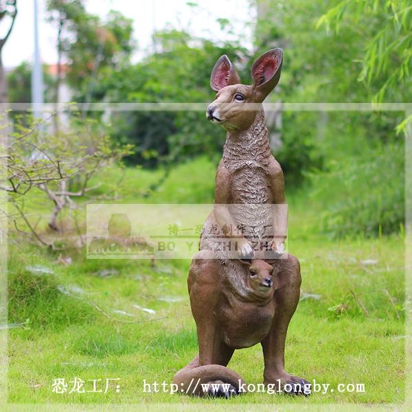生产仿真动物模型制作工厂|供应动物主题公园定制