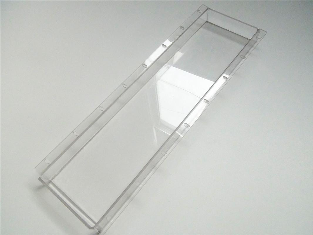 透明亚克力_透明亚克力罩加工 亚克力二次加工 亚克力折弯加工厂家 优质优惠定制