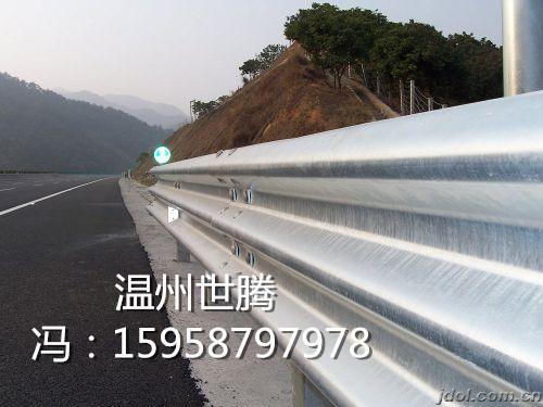 GR B 4E 路侧双波波形梁护栏 波形防撞护栏板 高速公路护栏板