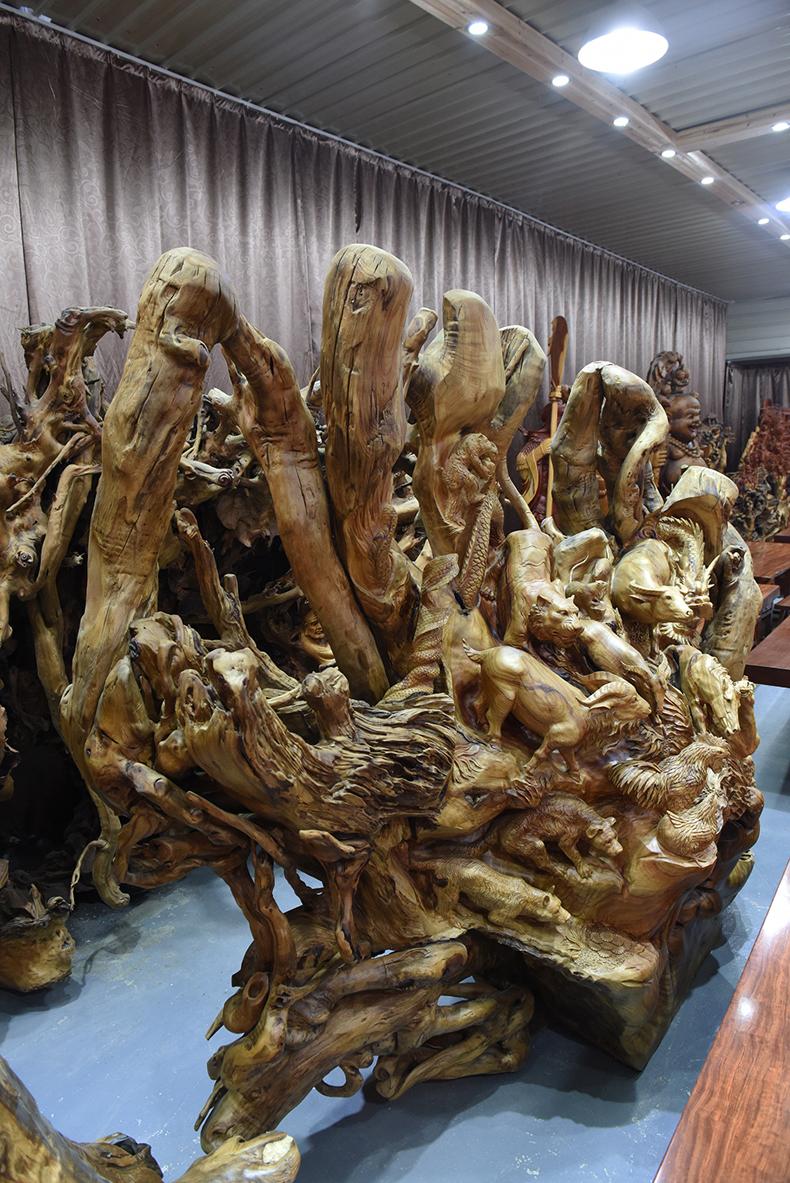 联系:13805052517,林凤根雕,汉族传统雕刻艺术之一,是以