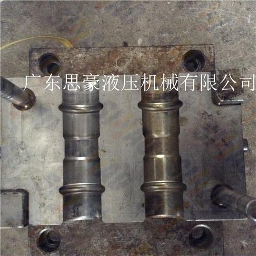 不锈钢管材,空调三通铜管成型水压涨型液压机图片