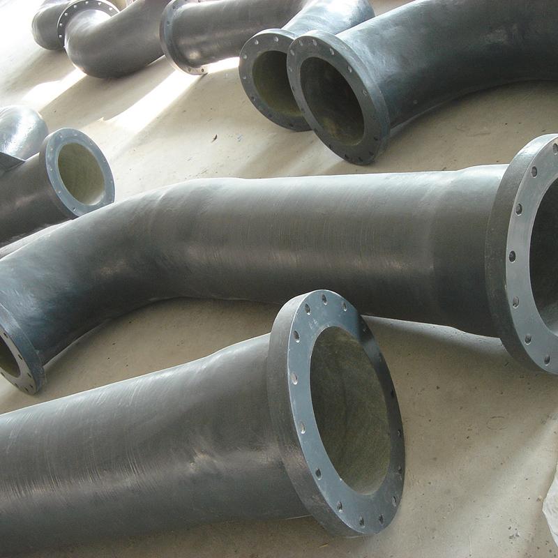 碳化硅管道玻璃钢脱硫管道耐磨制作图纸看管道如何防腐图片