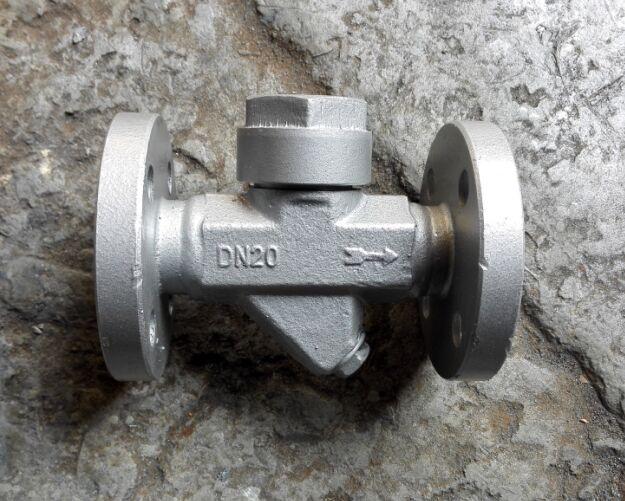 国标 高品质 cs49h-16c y型 热动力圆盘式蒸汽疏水阀图片