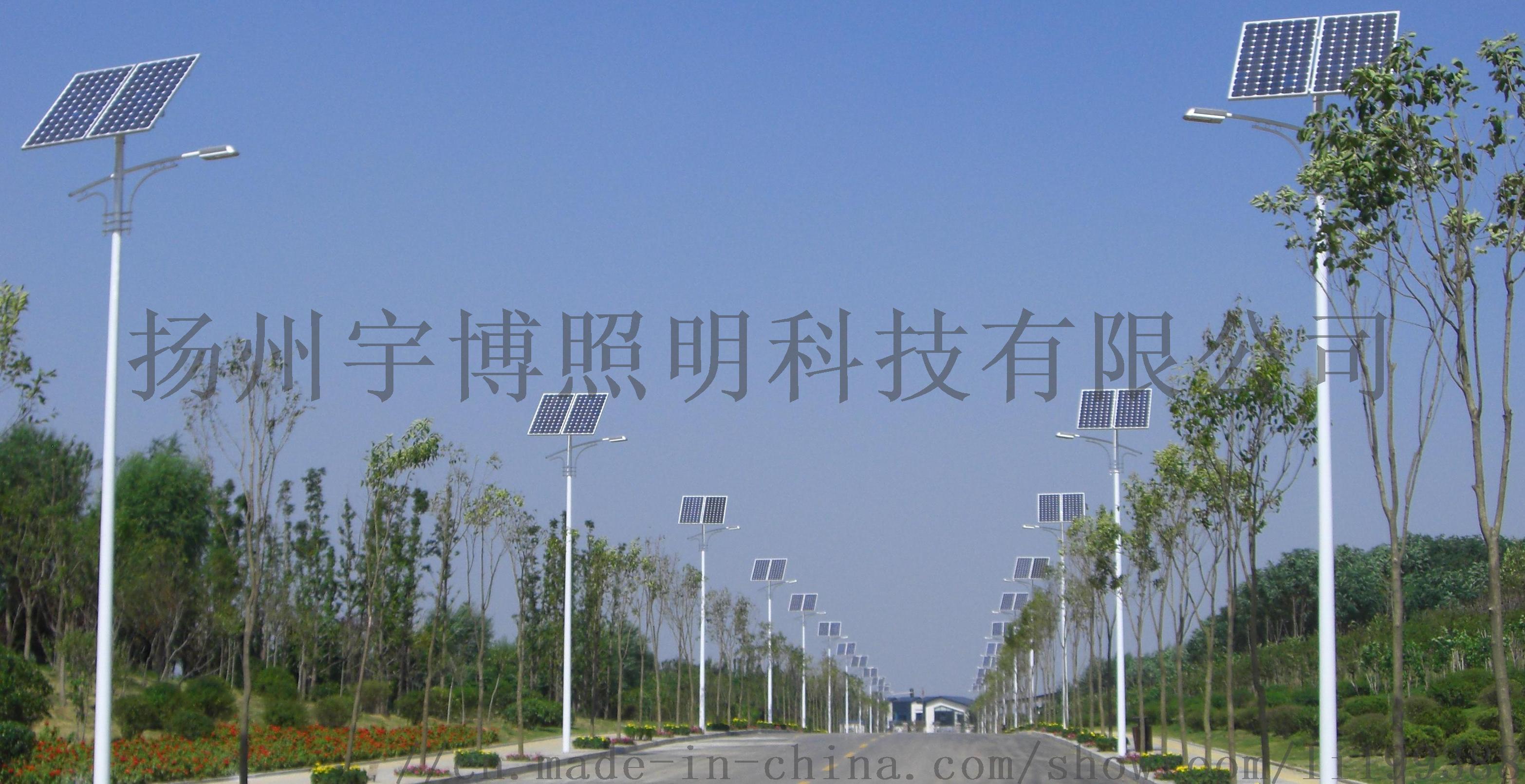 昆明太阳能路灯厂家,厂家直售图片