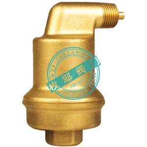 大的气团会聚集在水系统的物理最高点,枚耶不漏液自动排气阀是为快速图片