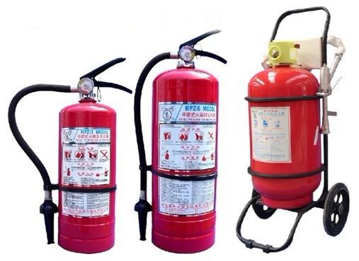 卡通泡沫灭火器-水消防工程需要哪些器材