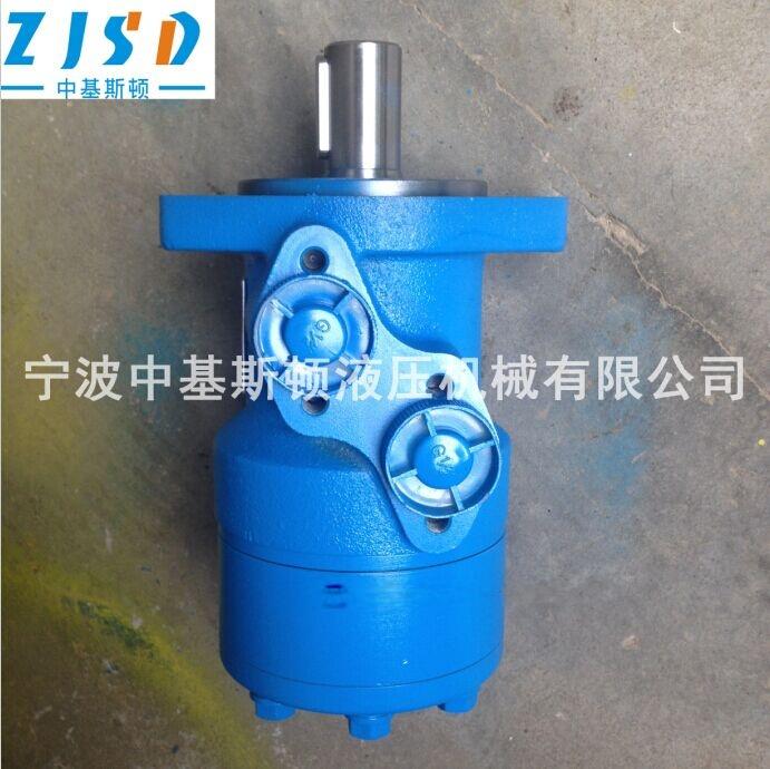 js-160小型液压绞车用摆线马达030-0374图片