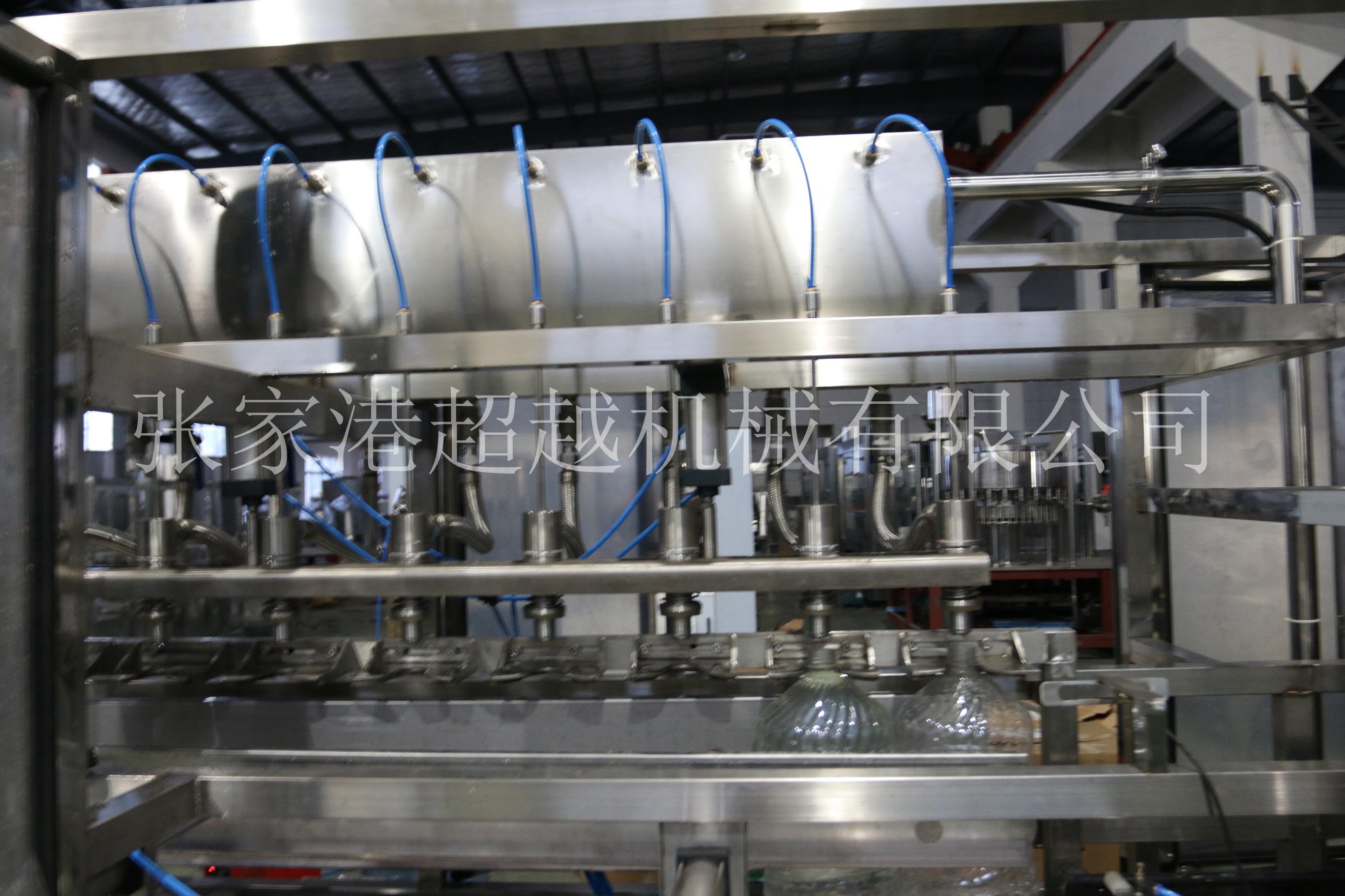 机直销 3-10L矿泉水灌装 瓶装水灌装线 大瓶水灌装机 ...