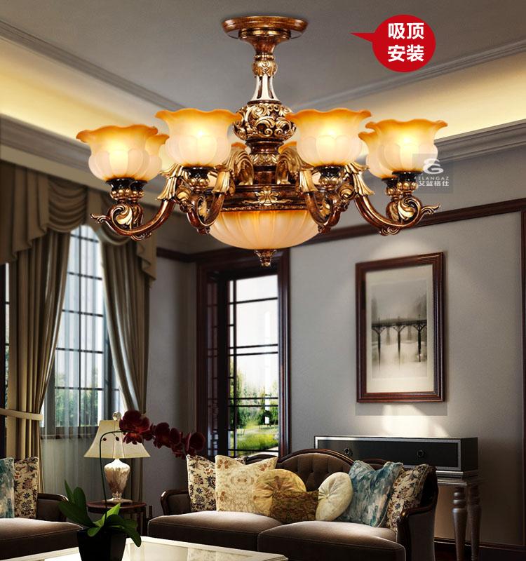 卧室吊灯底座怎么设计
