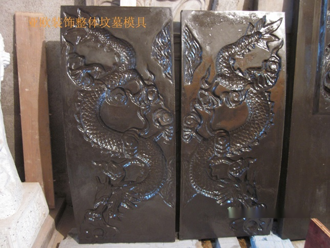 水泥构件模具罗马柱欧式窗套门套水泥制品装饰坟墓,文化石模具