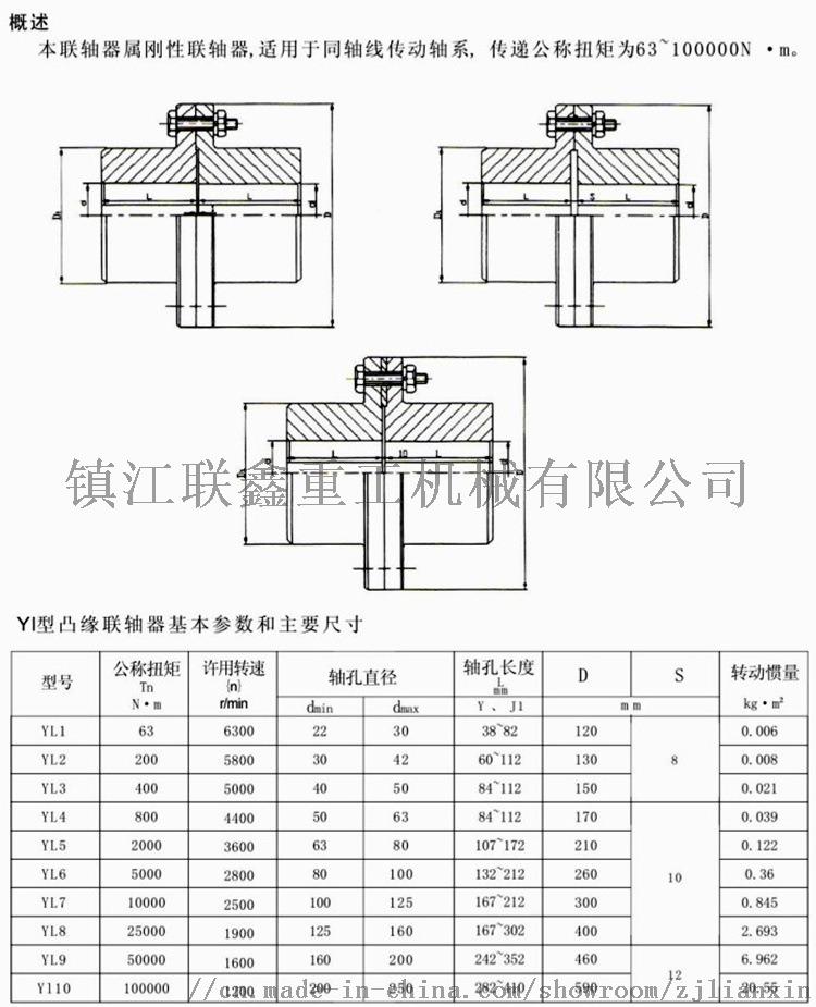 平键套筒联轴器_凸缘联轴器属于刚性联轴器,是把两个带有凸缘的半联轴器用普通平键