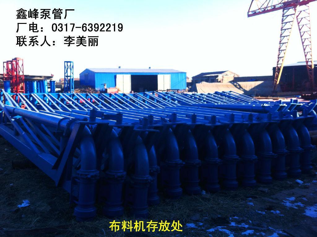 塔吊液压缸生产厂家图片