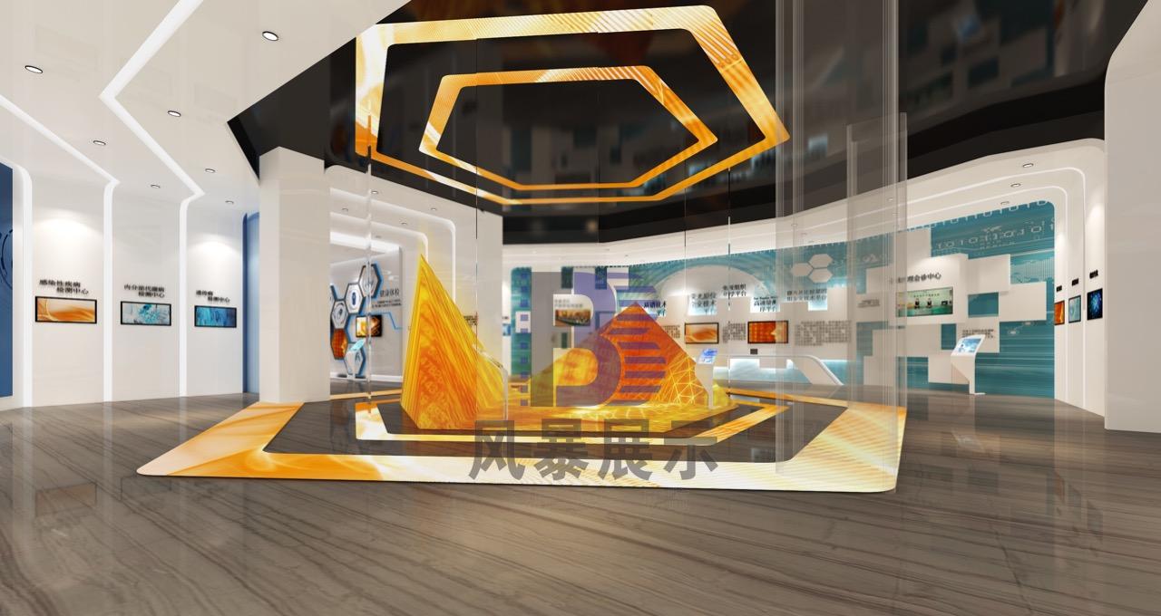 展厅布局设计,地板砖展厅装修效果图图片