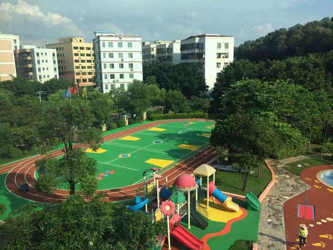 珠海市幼儿园epdm塑胶跑道-有心体育