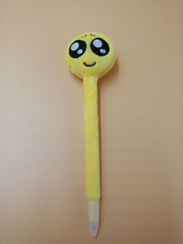 表情创意QQ礼包圆珠笔可爱时尚圆珠笔高档表情动的图得情v表情图片