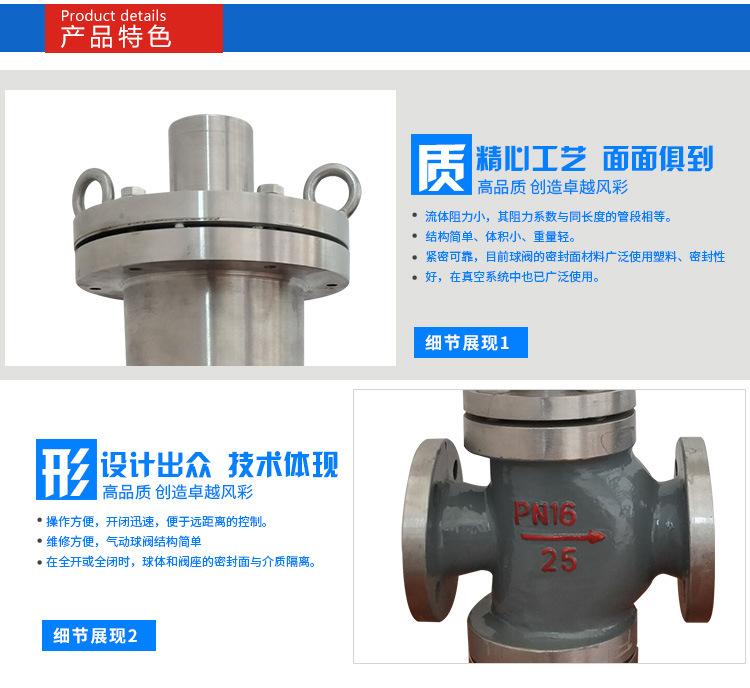 低温自力式压力调节阀 不锈钢流量减压阀图片