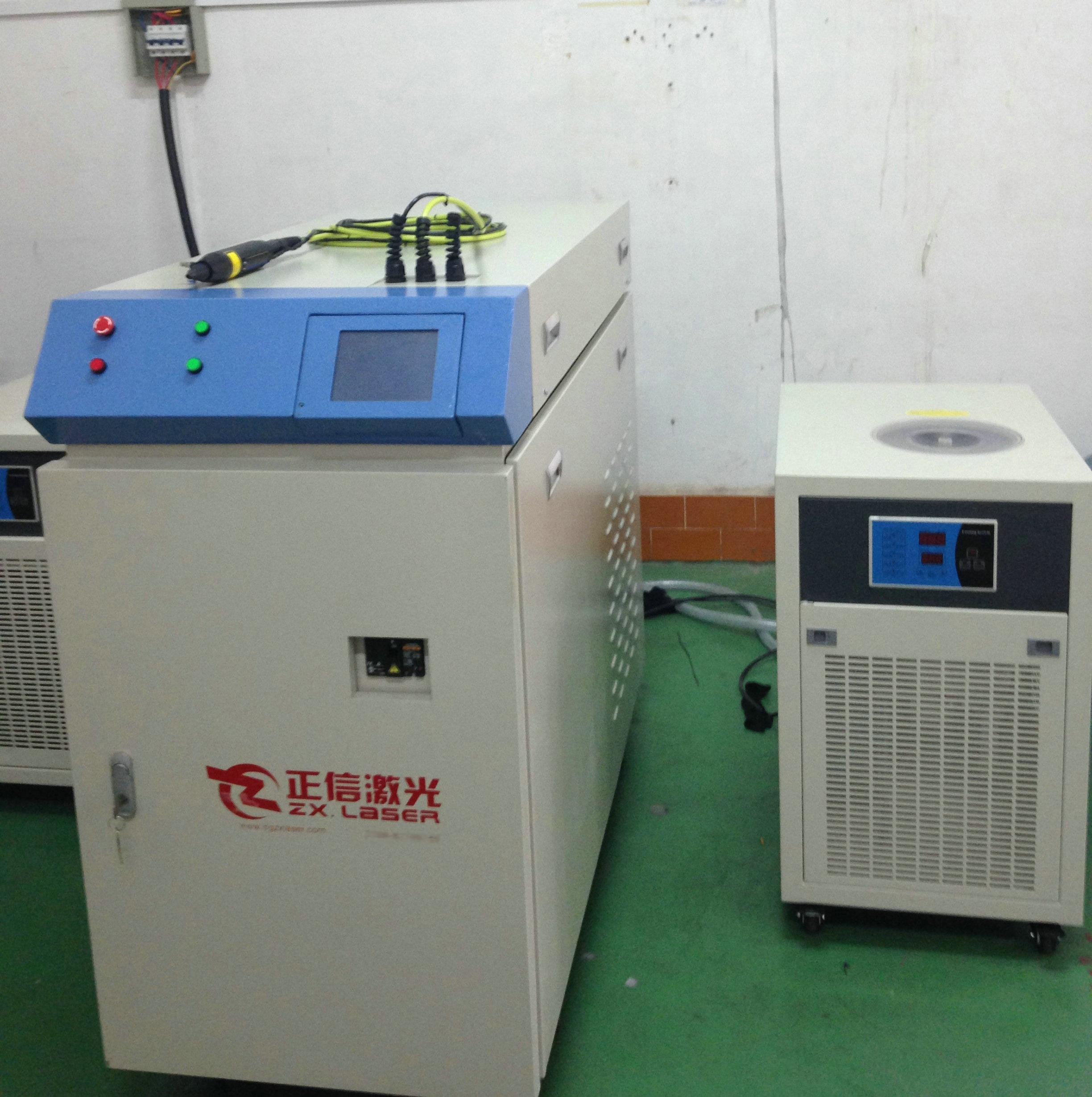 佛山手持式光纤镭射焊接机