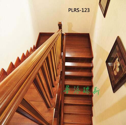 旋转实木楼梯,简约时尚风格,中式实木楼梯,欧式实木楼梯,实木楼梯立柱图片