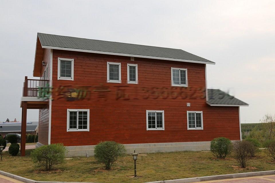 产品目录建筑和装饰材料钢木和别墅砖瓦>芜湖油毡瓦瓷砖沥青砖瓦高档哪些别墅区北京有图片