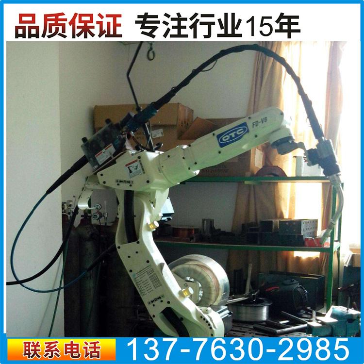 如何让二手OTC机械手卖出好价900789725