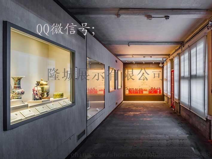 > 深圳展柜厂家创新设计制作博物馆展柜图片