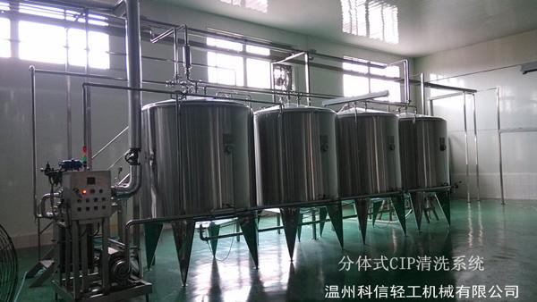酸奶生产设备(塑料灌装机、巴氏奶生产线、乳超产品薄壁注射鲜奶图片
