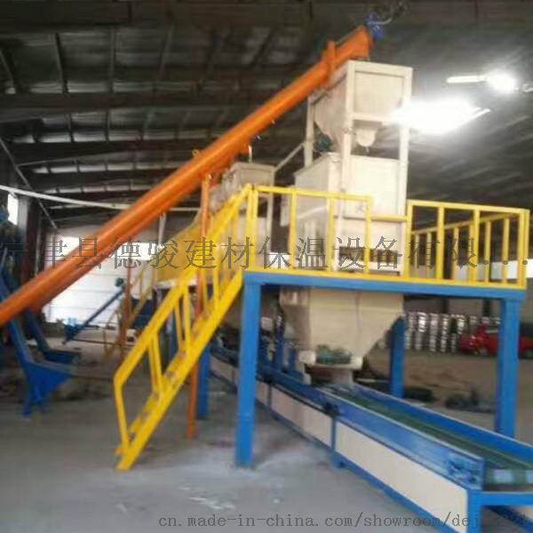 一体化FS建筑免拆模板生产线一次成型技术成熟59287285
