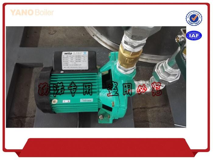 油罐加温保温解冻用不锈钢电热水器,冬季集装箱油箱加温用电热水器图片