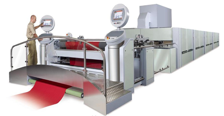 定型机 热风拉幅定型机hsmfs-6500 洪顺定型机 印染机械