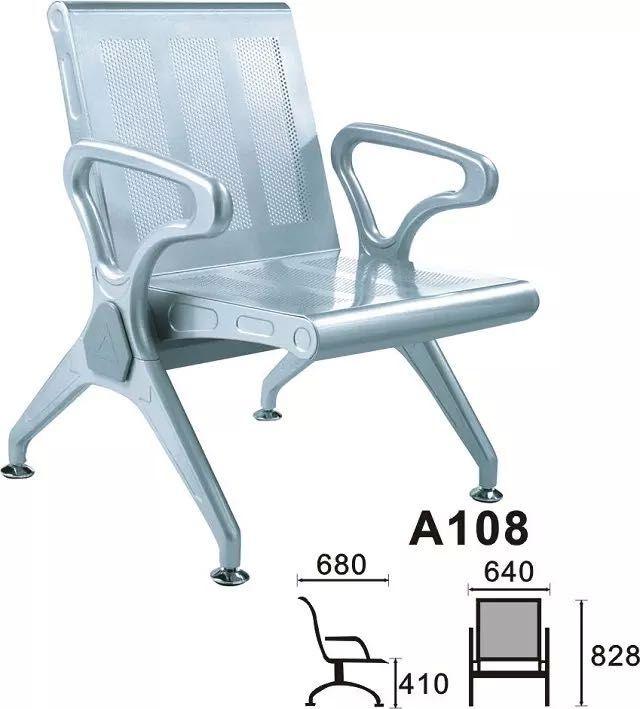 不锈钢排椅厂家图片