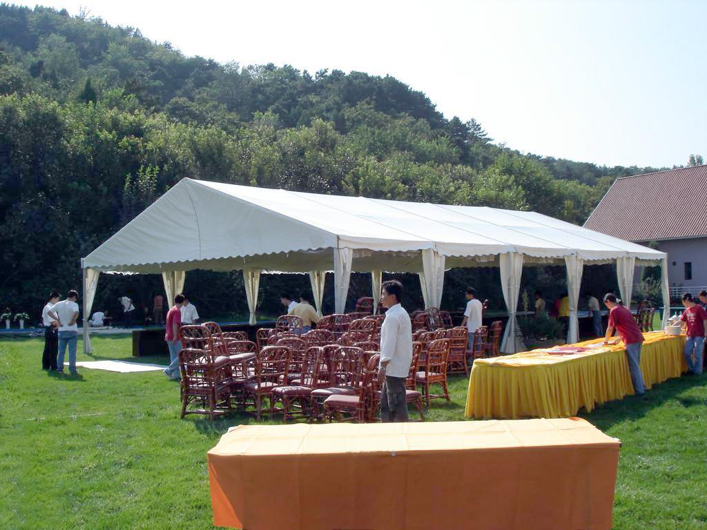 大型户外帐篷图片