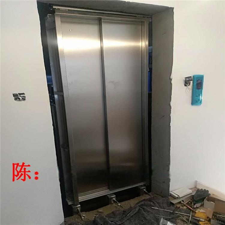 四川二层复式楼电梯-家用小电梯-电梯厂家-欣达电梯图片