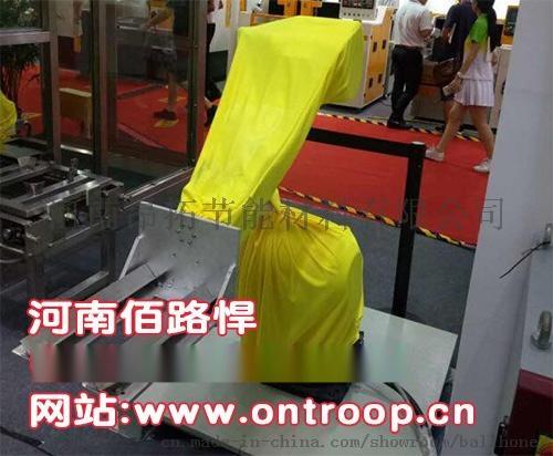 码垛机器人防护服、川崎防尘防静电机器人防护服的作用39480392