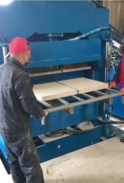 专业定制珍珠岩保温板设备 珍珠岩门芯板设备成型机774800575