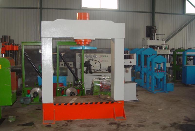 成都锐联yr71-500t框式液压机
